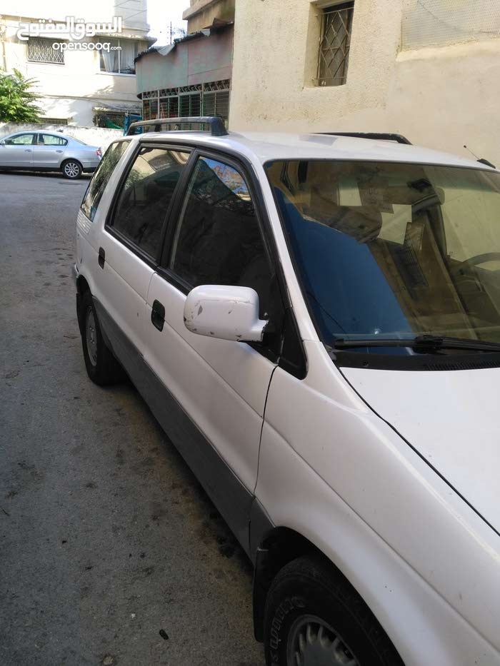 White Hyundai Santamo 1997 for sale