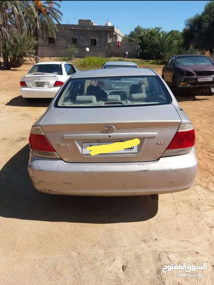 2006 Used Camry with Manual transmission is available for sale