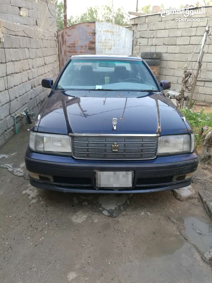 Automatic Blue Toyota 1996 for sale
