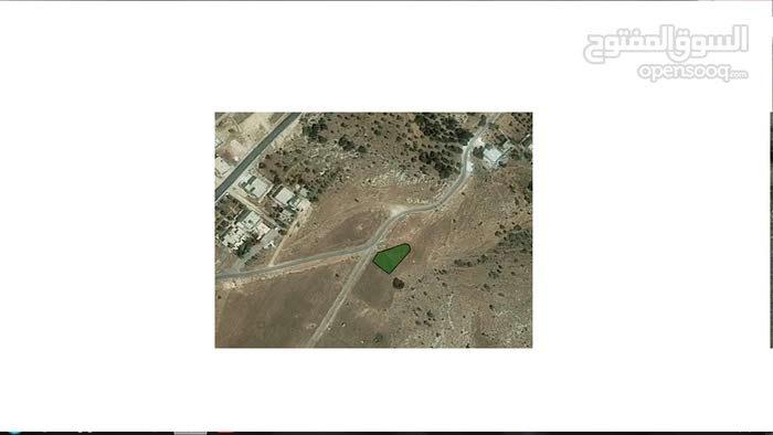 قطعة ارض للبيع في وادي السير 578 متر ذات اطلاله عالية