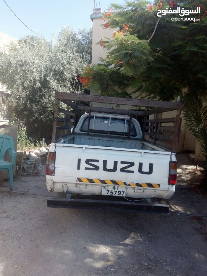 1986 Used Isuzu D-Max for sale