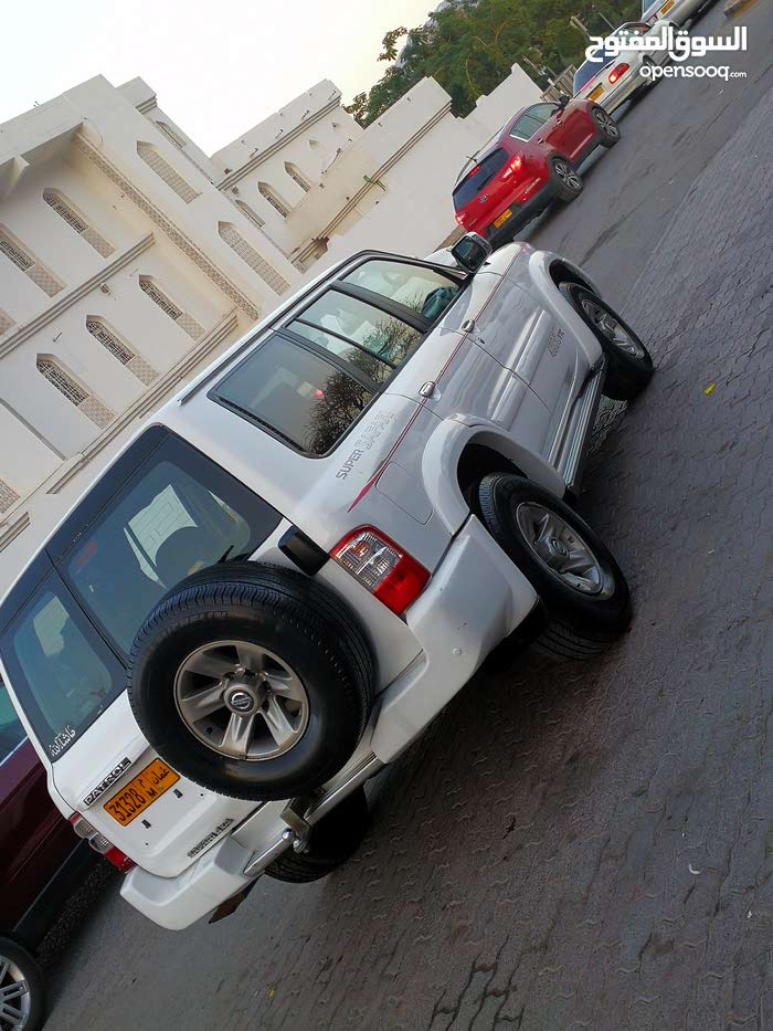 Nissan Safari car is available for sale, the car is in Used condition