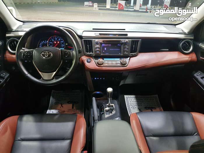 For sale 2013 Grey RAV 4