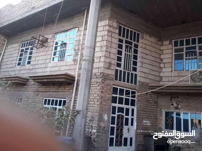 بغداد حي التراث بيت للبيع طابقين ملك صرف