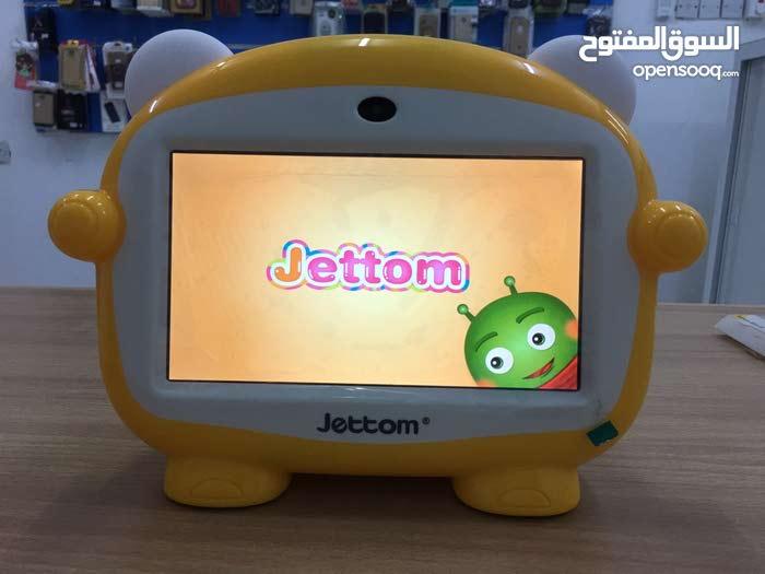 تابلت تعليمي وترفيهي جي توم للأطفال Jettom Tablet