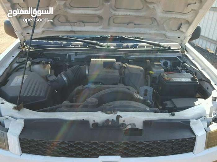 Chevrolet Colorado Used in Benghazi