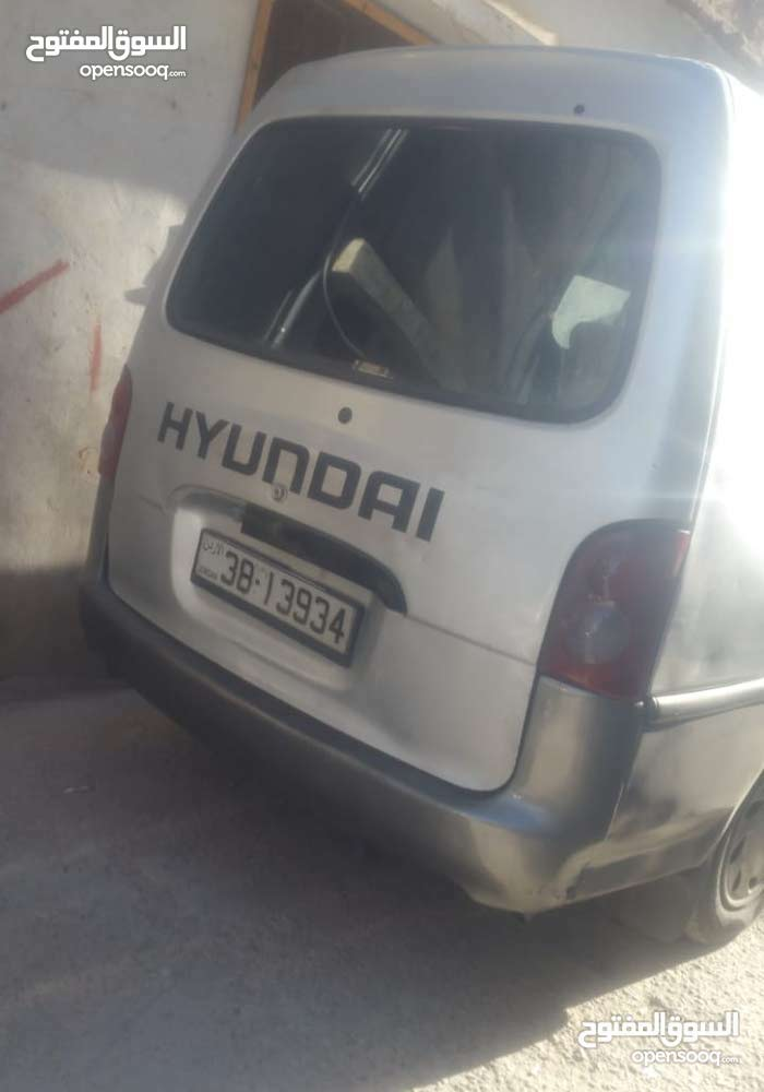 Silver Hyundai H100 1994 for sale