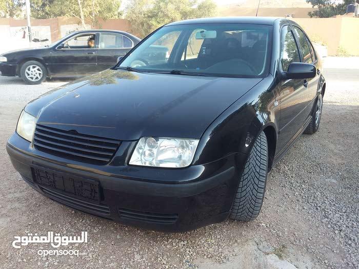 Volkswagen Bora 2000 for sale in Tripoli