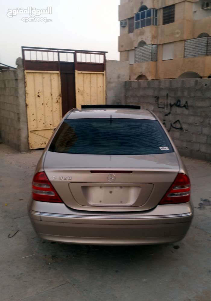 Available for sale! 90,000 - 99,999 km mileage Mercedes Benz C 300 2004