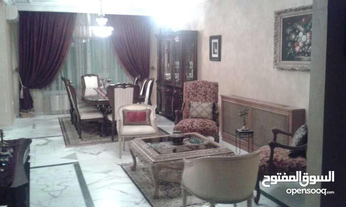 Deir Ghbar neighborhood Amman city - 210 sqm apartment for rent