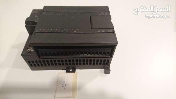 تحكم مبرمج  pc s7 cpu 200