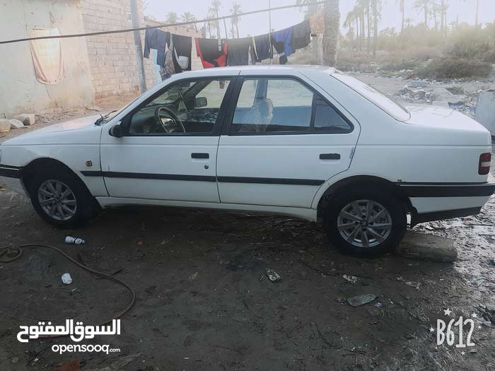 Peugeot 205 2010 For sale - White color
