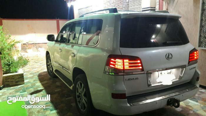 Manual Lexus 2014 for sale - Used - Tripoli city