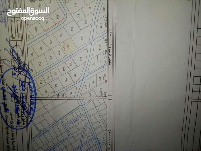 ارض 927م للبيع في صويلح سكني ب