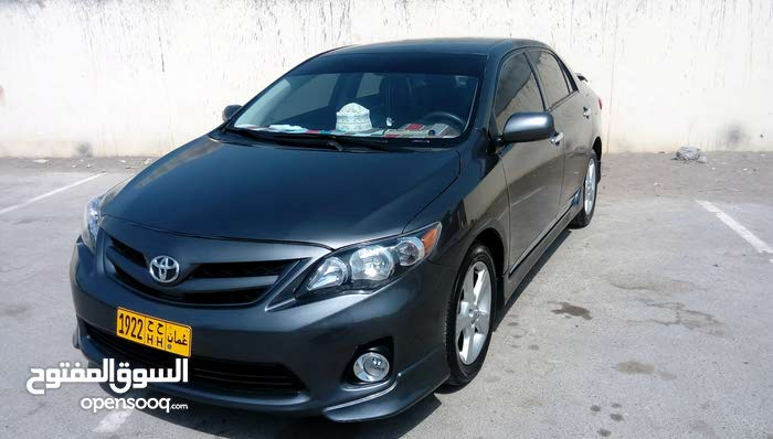 Used condition Toyota Corolla 2011 with 100,000 - 109,999 km mileage