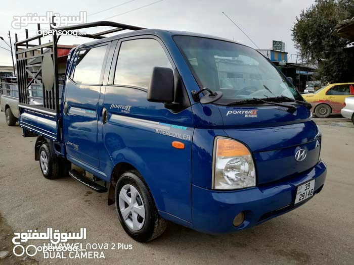 For sale Hyundai Porter car in Amman