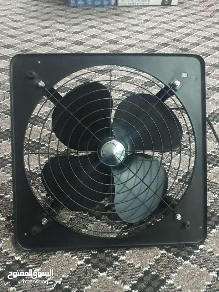 مفرغة هوائية مربعة 40سم×40سم صناعية مستعملة سبوع فقط