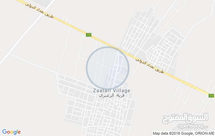المفرق الزعتري طريق بغداد