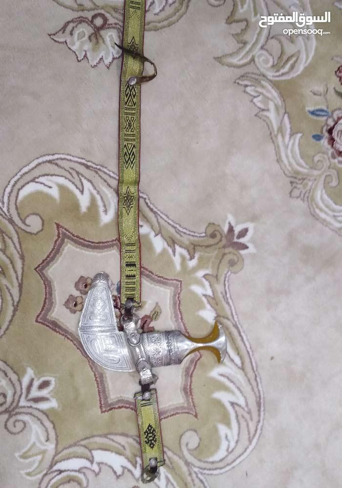 خنجر عماني قديم
