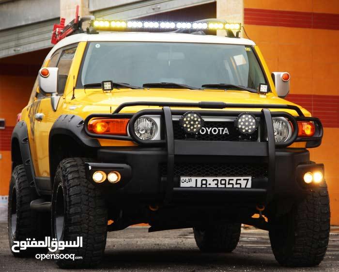 Used Toyota Fj Cruiser >> Used Toyota Fj Cruiser For Sale 114819078 Opensooq