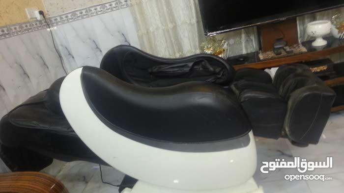 كرسي مساج مستعمل قليل ونضيف للبيع