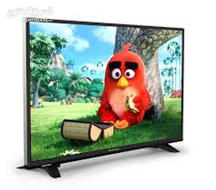 مطلوب شاشة تلفزيون مستعملة بسعر طري