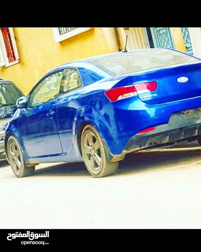 Blue Kia Other 2010 for sale