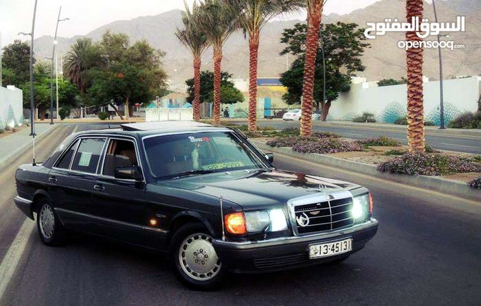 For sale Mercedes Benz 300 SE car in Aqaba