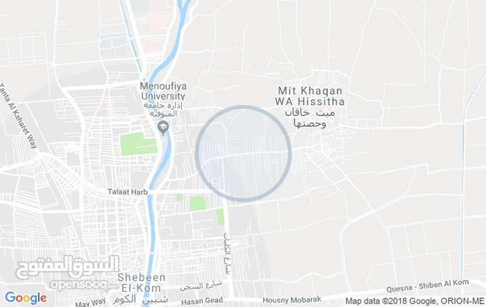 شقه علي ناصيه  قريبه من مجمع المواقف ببرج جديد