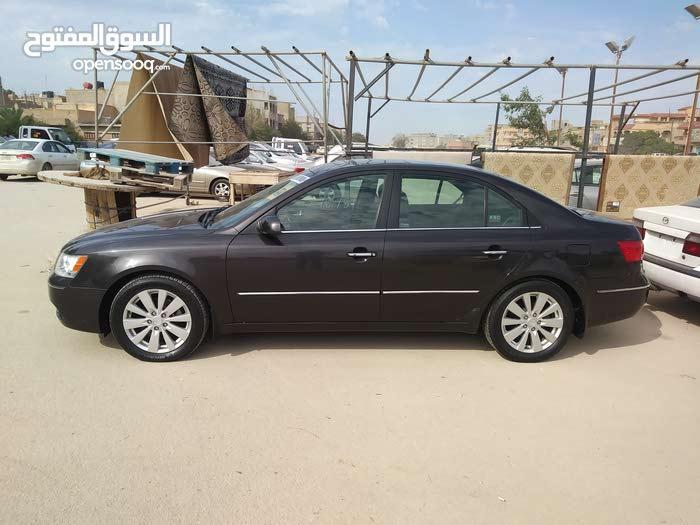 Hyundai Sonata 2009 For sale - Brown color