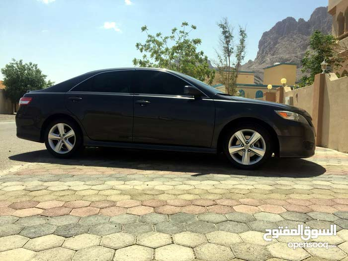 Used condition Toyota Camry 2011 with 130,000 - 139,999 km mileage