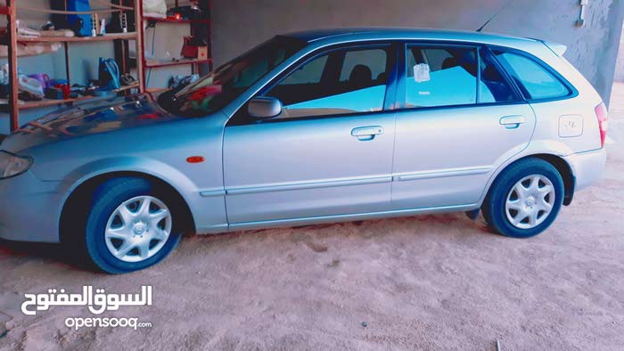 Gasoline Fuel/Power   Mazda 323 2001