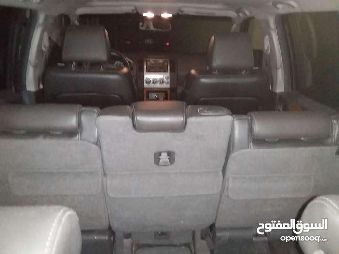 Gasoline Fuel/Power   Nissan Pathfinder 2008