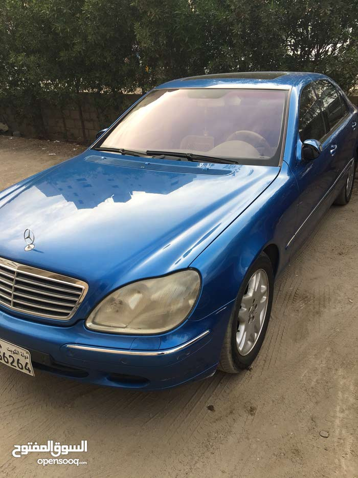 For sale 2002 Blue S 320