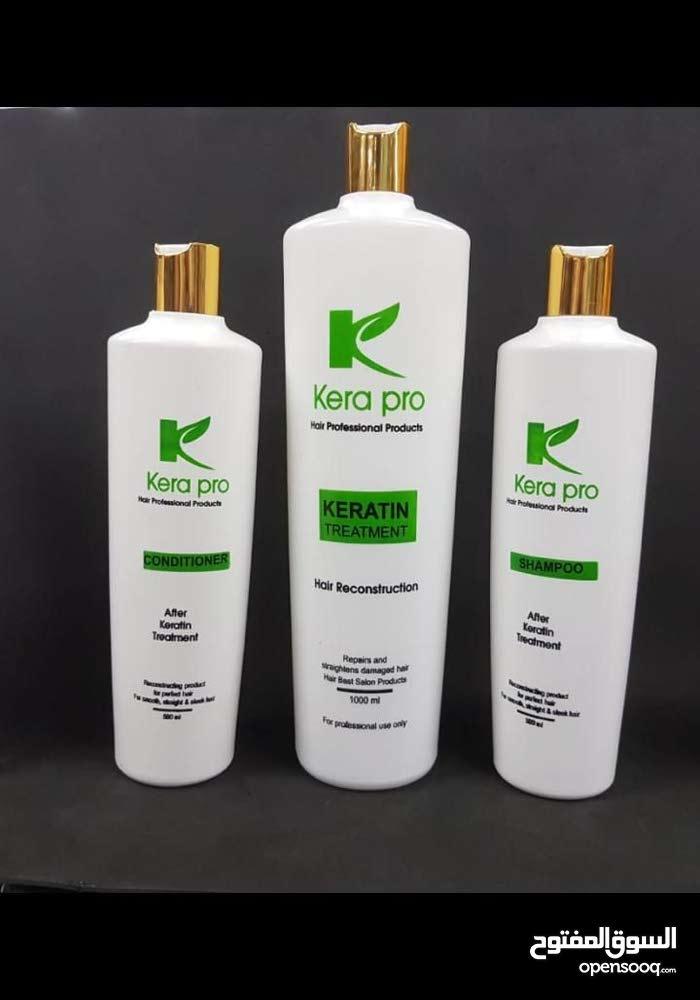 معالج الشعر kero pro