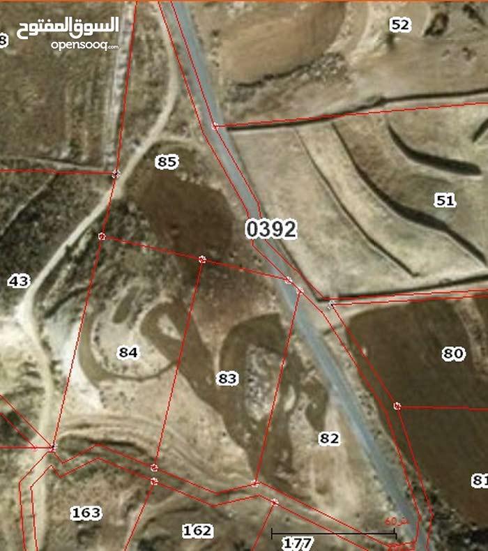 ارض زراعية للبيع مساحتها 5 دونم في المغاريب