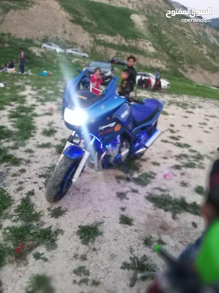 Yamaha motorbike available in Irbid