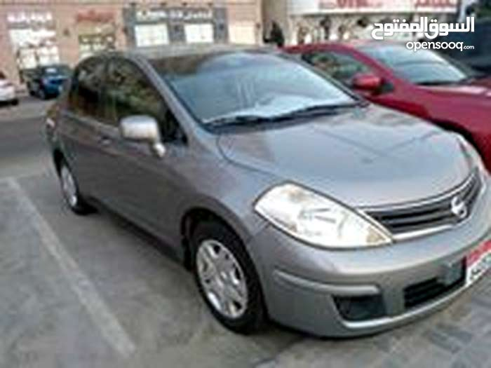 Neat and Clean Nissan Tiida 2012 for sale urgent