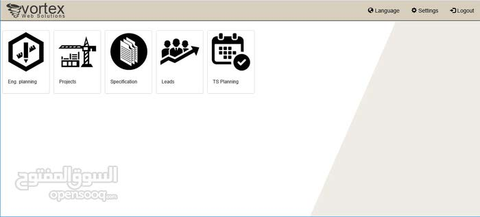 برمجة و تصميم أي برنامج إدخال و إخراج البيانات على شكل ويب حسب متطلبات عملك
