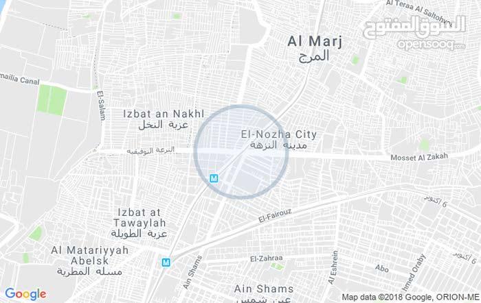 ش الأربعين من ش جسر السويس موقع متميز