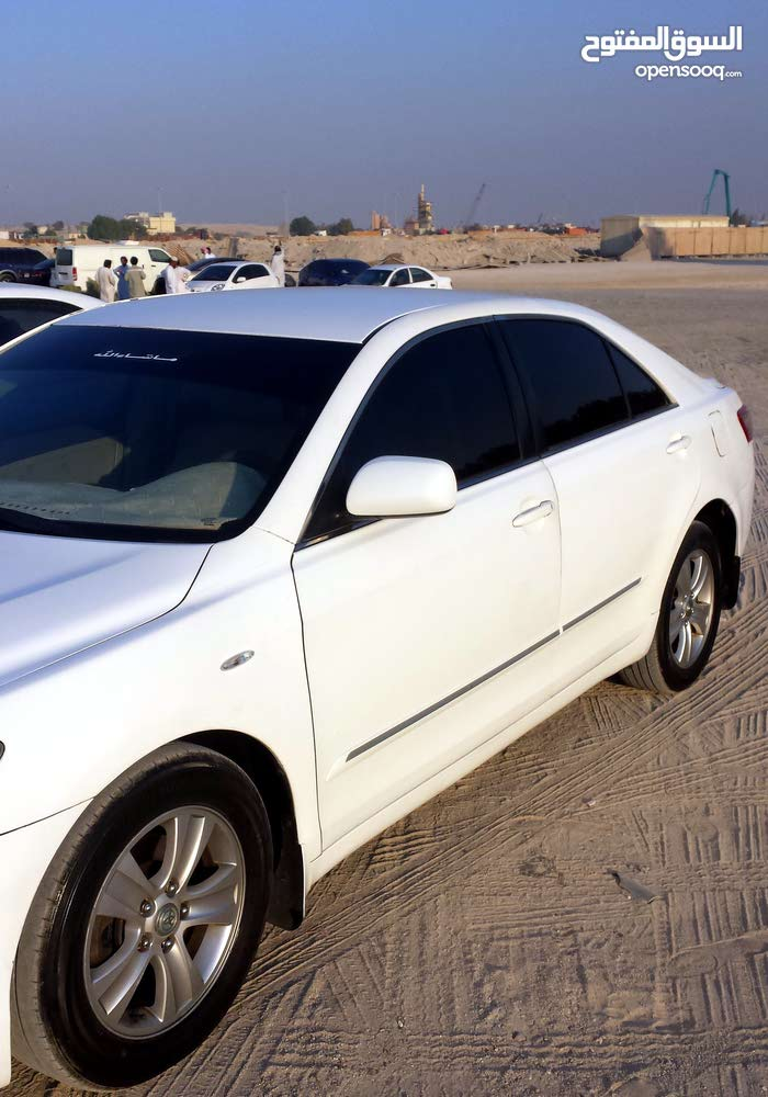 Used Toyota Camry for sale in Abu Dhabi