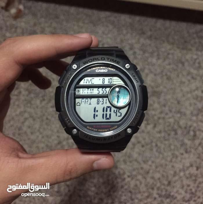 ساعة كاسيو توقيت عالمي