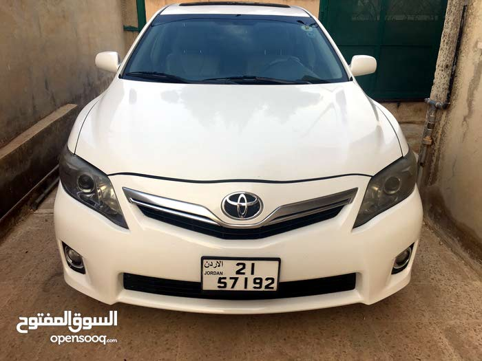 Toyota Camry 2010 for sale in Irbid