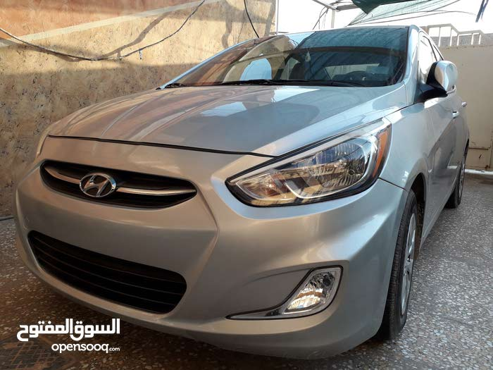 2016 Hyundai Accent for sale in Baghdad