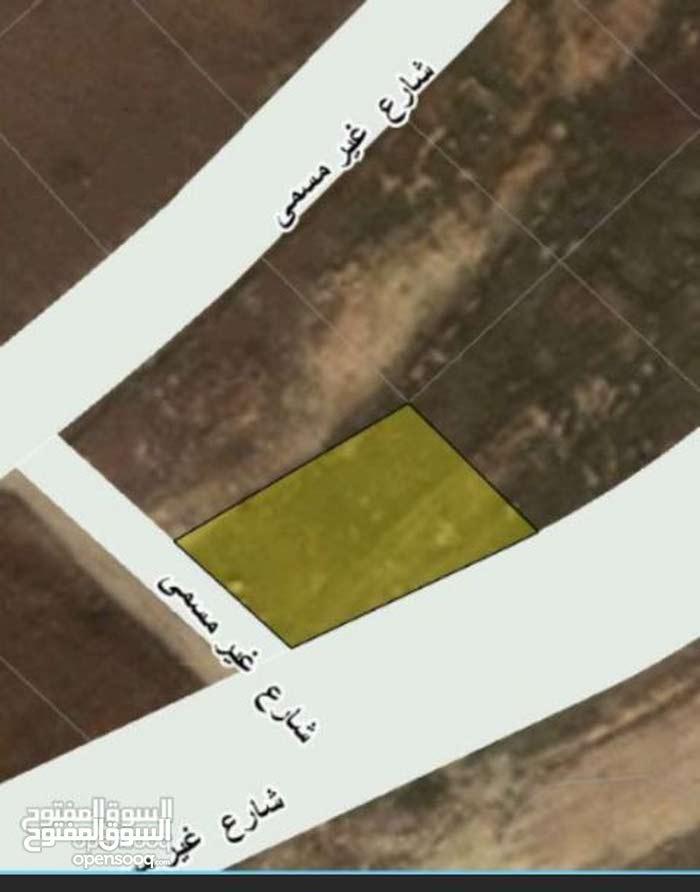 للبيع ارض 610 م في الطنيب شارع 30 م