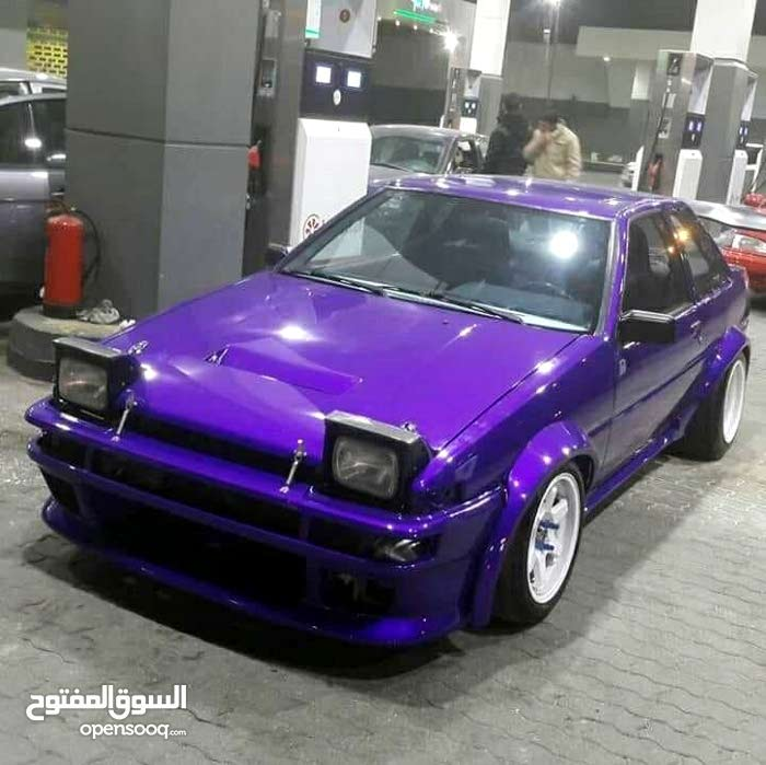 Used 1987 Toyota AE86 for sale at best price