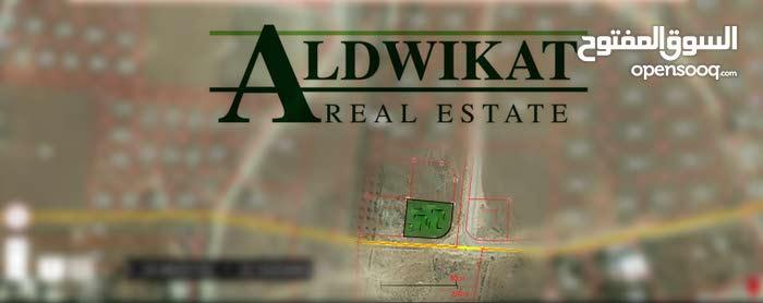 قطعتان ارض للبيع في منطقة صافوط (ام بطمه) بمساحة : (1000م-1000م) .