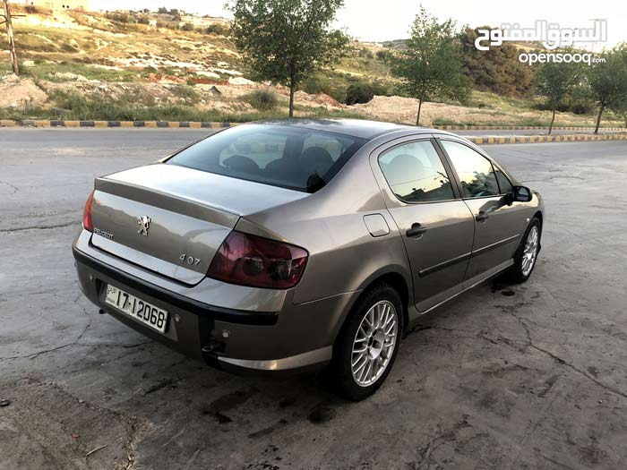 Used 2005 Peugeot 407 for sale at best price