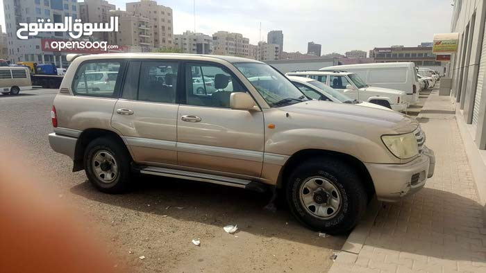 190,000 - 199,999 km mileage Toyota Land Cruiser for sale