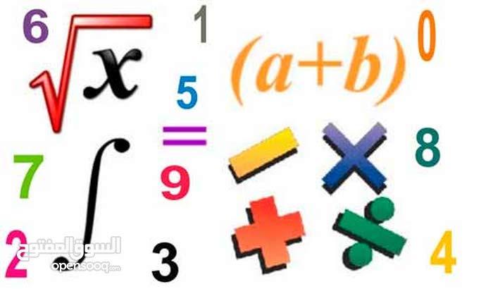 مدرس رياضيات لجميع المراحل و الفروع